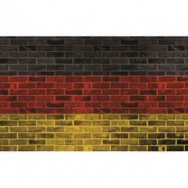 Fototapeta na stenu - FT4565 - Nemecká vlajka