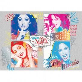 Fototapeta na stenu - FT2171 - Violetta - DISNEY