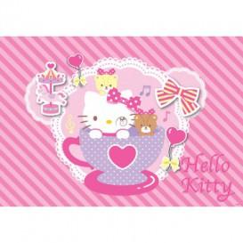 Fototapeta na stenu - FT4584 - Hello Kitty