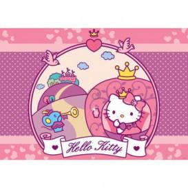 Fototapeta na stenu - FT2092 - Hello Kitty princezná
