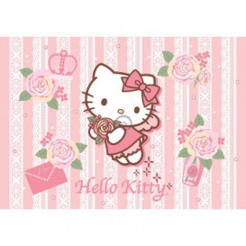 Fototapeta na zeď - FT2094 - Hello Kitty z lásky