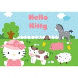 Fototapeta na zeď - FT4586 - Hello Kitty