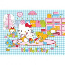 Fototapeta na zeď - FT4587 - Hello Kitty