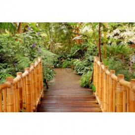 Fototapeta na stenu - FT0154 - Most do záhrady