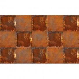 Fototapeta na stenu - FT3666 - Hrdzavá stena