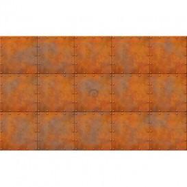 Fototapeta na stenu - FT3667 - Hrdzavá stena