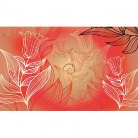 Fototapeta na stenu - FT0205 - Farebné kvety