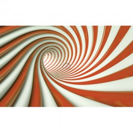 Fototapeta na stenu - FT3734 - Oranžový tunel