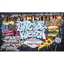 Fototapeta na stenu - FT4633 - Grafity