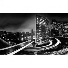 Fototapeta na zeď - FT0330 - Město zrychlené