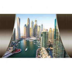 Fototapeta na stenu - FT2195 - Dubai mrakodrapy