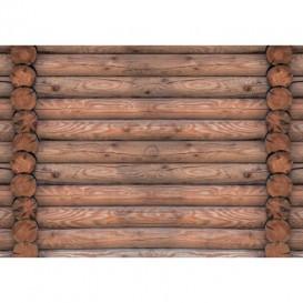 Fototapeta na stenu - FT3061 - Drevené obloženie
