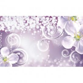 Fototapeta na stenu - FT4656 - Fialová orchidea