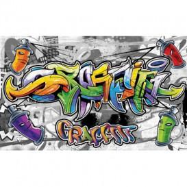 Fototapeta na stenu - FT4665 - Grafity