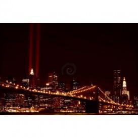 Fototapeta na stenu - FT0308 - Červený New York