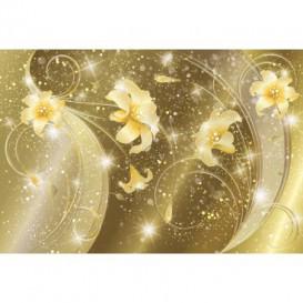 Fototapeta na stenu - FT4680 - Zlatý ornament