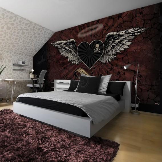 Fototapeta na stenu - FT3799 - Srdce – červené
