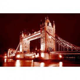 Fototapeta na stenu - FT0316 - Červený Thower Bridge