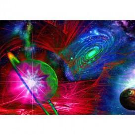 Fototapeta na stenu - FT2285 - Farebný vesmír