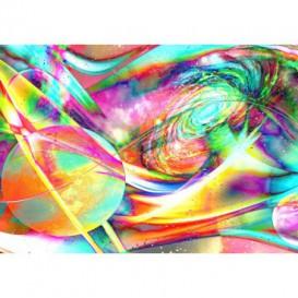Fototapeta na stenu - FT2286 - Farebný vesmír abstraktný