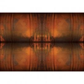 Fototapeta na stenu - FT4725 - Hrdzavý vzor