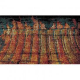 Fototapeta na stenu - FT4727 - Hrdzavý vzor