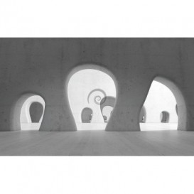 Fototapeta na stenu - FT3302 - 3D tunel