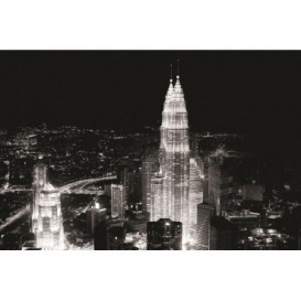 Fototapeta na stenu - FT0353 - Nočné mesto