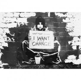 Fototapeta na stenu - FT3211 - Banksy