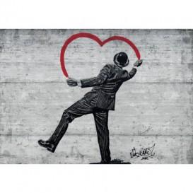 Fototapeta na stenu - FT3212 - Banksy