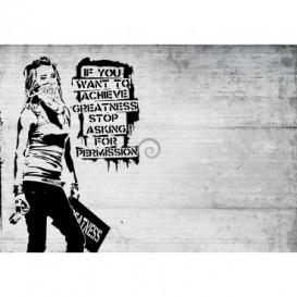 Fototapeta na stenu - FT3213 - Banksy