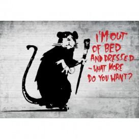 Fototapeta na stenu - FT3214 - Banksy