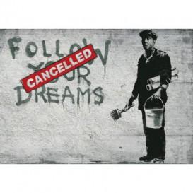 Fototapeta na stenu - FT3215 - Banksy