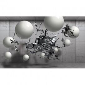 Fototapeta na stenu - FT3226 - 3D gule