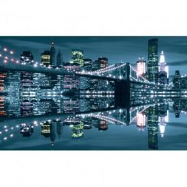 Fototapeta na stenu - FT4827 - Nočné mesto