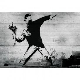 Fototapeta na stenu - FT4831 - Banksy