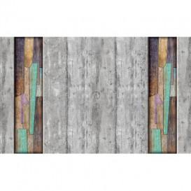 Fototapeta na stenu - FT4837 - Drevená stena