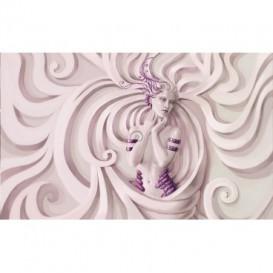 Fototapeta na stenu - FT4847 - 3D žena