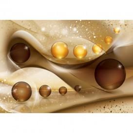 Fototapeta na stenu - FT4871 - Zlatohnedé gule