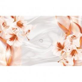 Fototapeta na stenu - FT4975 - Oranžové kvety