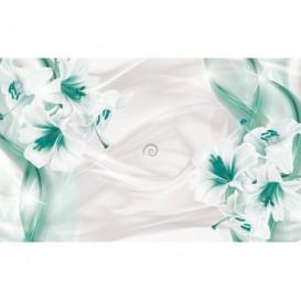 Fototapeta na stenu - FT4977 - Tyrkysové kvety