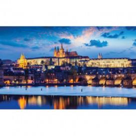 Fototapeta na stenu - FT4983 - Nočná Praha