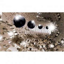 Fototapeta na stenu - FT4990 - 3D abstrakcia