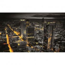 Fototapeta na stenu - FT0354 - Nočné mesto