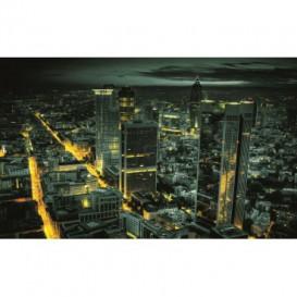 Fototapeta na stenu - FT0356 - Nočné mesto