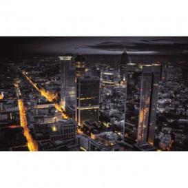 Fototapeta na stenu - FT0357 - Nočné mesto