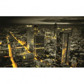 Fototapeta na stenu - FT0358 - Nočné mesto