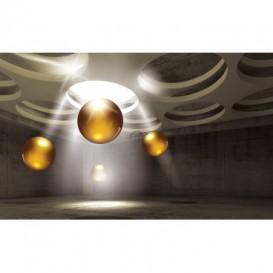 Fototapeta na stenu - FT5047 - 3D gule