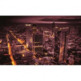 Fototapeta na stenu - FT0359 - Nočné mesto