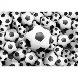 Fototapeta na stenu - FT5108 - 3D futbalová lopta